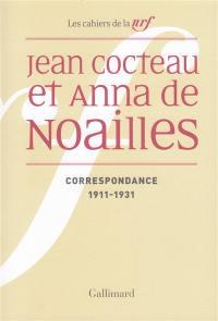 Cahiers Jean Cocteau, n° 11. Jean Cocteau et Anna de Noailles : correspondance : 1911-1931