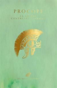 Guerres de Justinien, La guerre contre les Vandales