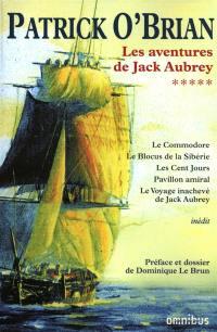 Les aventures de Jack Aubrey. Volume 5,