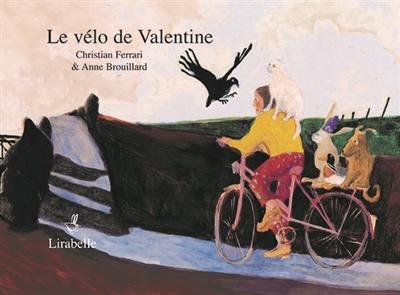 Le vélo de Valentine