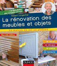 La rénovation des meubles et objets