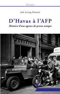 D'Havas à l'AFP