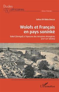 Wolofs et Français en pays soninké