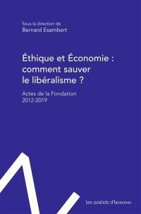 Ethique et économie