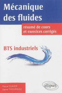 Mécanique des fluides, BTS industriels