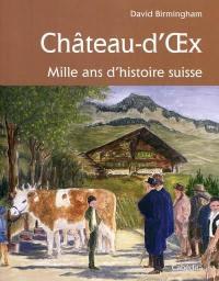 Château d'Oex