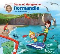 Les voyages d'Oscar et Margaux. Volume 15, Oscar et Margaux en Normandie