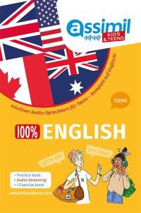 100 % English teens