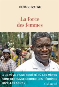 La force des femmes : puiser dans la résilience pour réparer le monde