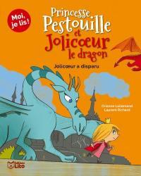 Princesse Pestouille et Jolicoeur le dragon. Volume 5, Jolicoeur a disparu