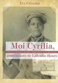 Moi Cyrilia, gouvernante de Lafcadio Hearn