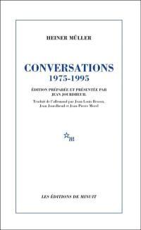 Conversations (1975-1995)