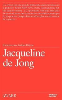 Jacqueline de Jong