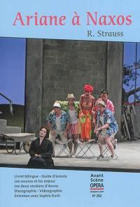 Avant-scène opéra (L'), n° 282. Ariane à Naxos