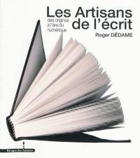 Les artisans de l'écrit