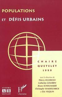 Populations et défis urbains