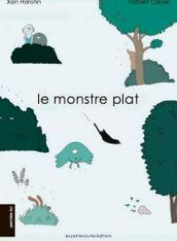 Le monstre plat