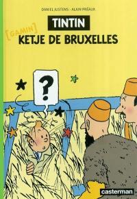 L'aventure des aventures. Volume 2004, Tintin, ketje de Bruxelles