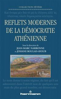 Reflets modernes de la démocratie athénienne
