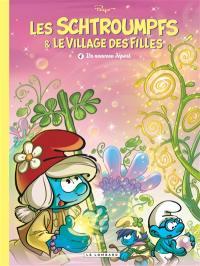 Les Schtroumpfs & le village des filles. Volume 4, Un nouveau départ
