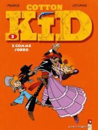Cotton Kid. Volume 3, Z comme Zorro