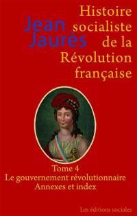 Histoire socialiste de la Révolution française. Volume 4, Le gouvernement révolutionnaire
