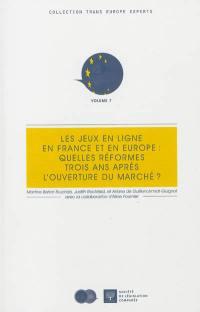Les jeux en ligne en France et en Europe