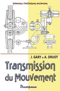 Transmission du mouvement