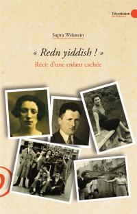 Redn yiddish !