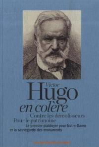 Victor Hugo en colère