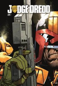 Judge Dredd. Volume 1,