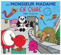 Le tour du monde des Monsieur Madame, Les Monsieur Madame en Chine