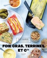 Foie gras, terrines et cie