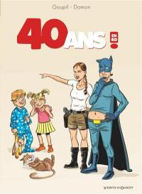 40 ans en BD !