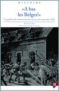A bas les Belges !