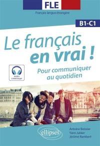 Le français en vrai !