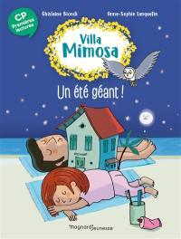 Villa Mimosa. Volume 5, Un été géant !