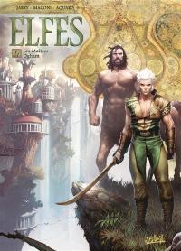 Elfes. Volume 27, Les maîtres Ogham