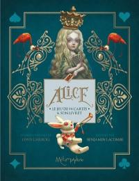 Alice : le jeu de 54 cartes & son livret