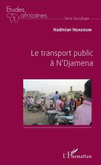 Le transport public à N'Djamena