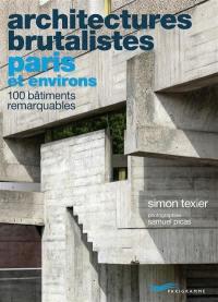 Architectures brutalistes