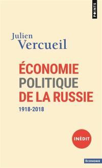 Economie politique de la Russie