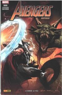 Avengers universe. n° 5,