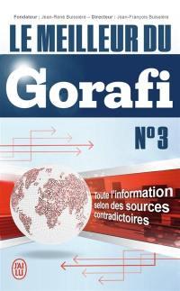 Le meilleur du Gorafi. Volume 3,