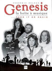 Genesis, la boîte à musique...