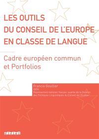 Les outils du Conseil de l'Europe en classe de langue