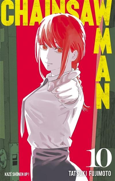 Chainsaw Man. Volume 10,