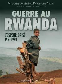 Guerre au Rwanda