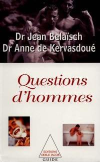 Questions d'hommes