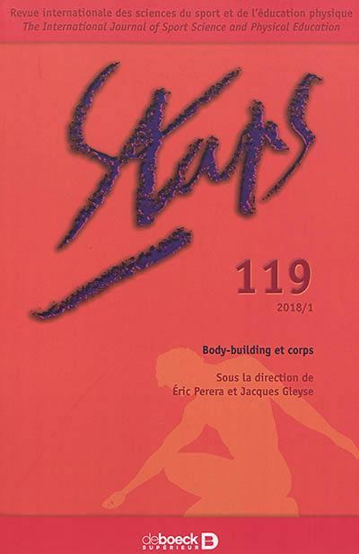 Staps. n° 119, Body-building et corps